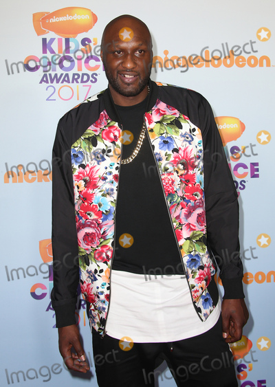 Lamar Odom Photo - 11 March 2017 -  Los Angeles, California - Lamar Odom. Nickelodeon's Kids' Choice Awards 2017 held at USC Galen Center. Photo Credit: Faye Sadou/AdMedia