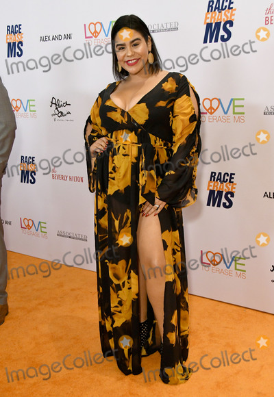 Jessica Paré, Teairra Marí Photo - 10 May 2019 - Beverly Hills, California - Jessica Marie Garcia. 26th Annual Race to Erase MS Gala held at the Beverly Hilton Hotel. Photo Credit: Birdie Thompson/AdMedia