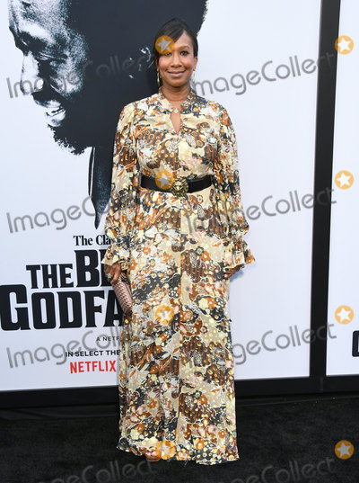 "Nicole Avant, Avant Photo - 03 June 2019 - Los Angeles, California - Nicole Avant. Netflix's ""The Black Godfather"" Los Angeles Premiere held at Paramount Theater. Photo Credit: Birdie Thompson/AdMedia"