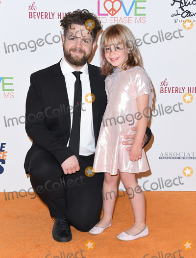 Jack Osbourne, Jack  Osbourne, Jackée Photo - 20 April 2018 -  Beverly Hills, California - Jack Osbourne, Pearl Osbourne. 25th Annual Race To Erase MS Gala held at Beverly Hilton Hotel Photo Credit: Birdie Thompson/AdMedia
