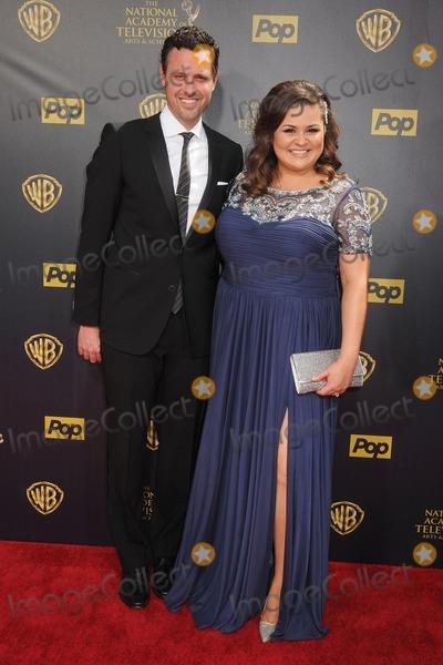 Brian McDaniel Photo - 26 April 2015 - Burbank, California - Brian Mcdaniel, Angelica McDaniel. The 42nd Annual Daytime Emmy Awards - Arrivals held at Warner Bros. Studios. Photo Credit: Byron Purvis/AdMedia