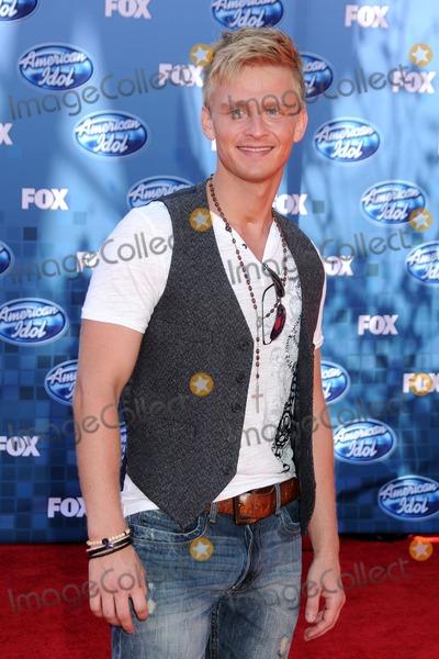 "Anthony Federov Photo - 25 May 2011 - Los Angeles, California - Anthony Federov. ""American Idol 2011"" Finale - Arrivals held at Nokia Theatre LA Live. Photo Credit: Byron Purvis/AdMedia"