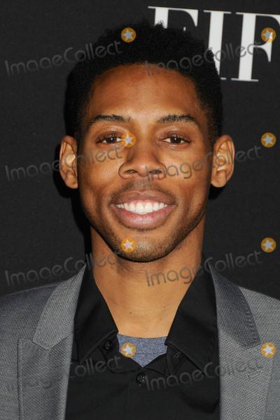 "Alphonso Mcauley Photo - 26 January 2016 - Los Angeles, California - Alphonso McAuley. ""Fifty Shades of Black"" Los Angeles Premiere held at Regal Cinemas LA Live. Photo Credit: Byron Purvis/AdMedia"