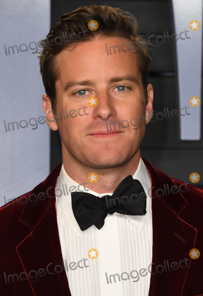 Armie Hammer Photo - 04 March 2018 - Los Angeles, California - Armie Hammer. 2018 Vanity Fair Oscar Party hosted following the 90th Academy Awards held at the Wallis Annenberg Center for the Performing Arts. Photo Credit: Birdie Thompson/AdMedia