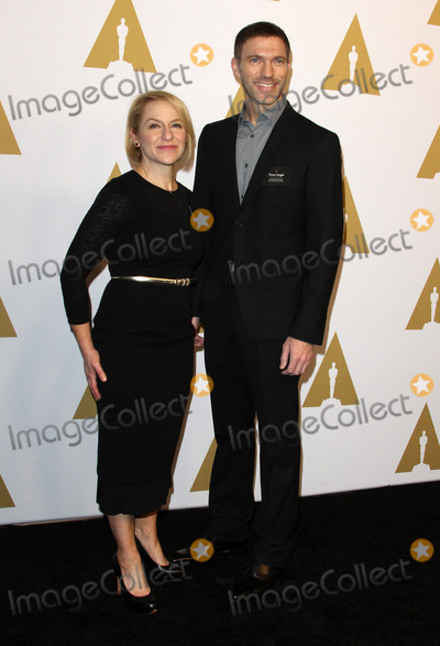 Travis Knight, Arianne Sutner Photo - 6 February 2017 - Los Angeles, California - Arianne Sutner and Travis Knight. 89th Oscars Nominees Luncheon held in the Grand Ballroom at the Beverly Hilton Hotel in Beverly Hills. Photo Credit: AdMedia