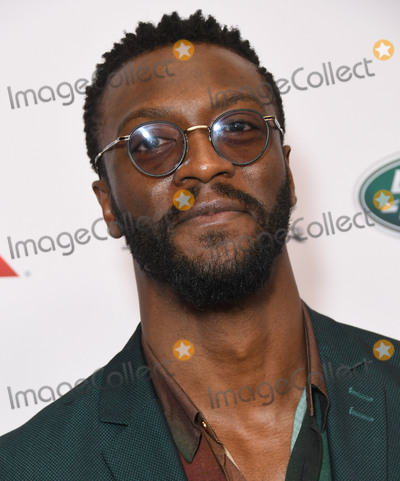 Aldis Hodge, Aldis Hodges Photo - 21 September 2019 - Beverly Hills, California - Aldis Hodge. 2019 BAFTA Los Angeles  and BBC America TV Tea Party held at Poolside at The Beverly Hilton Hotel. Photo Credit: Birdie Thompson/AdMedia