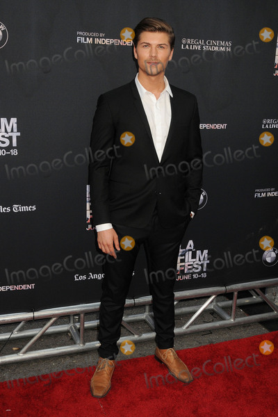 "Amadeus Serafini Photo - 14 June 2015 - Los Angeles, California - Amadeus Serafini. LA Film Festival 2015 Series Premiere of ""Scream"" held at Regal Cinemas LA Live. Photo Credit: Byron Purvis/AdMedia"