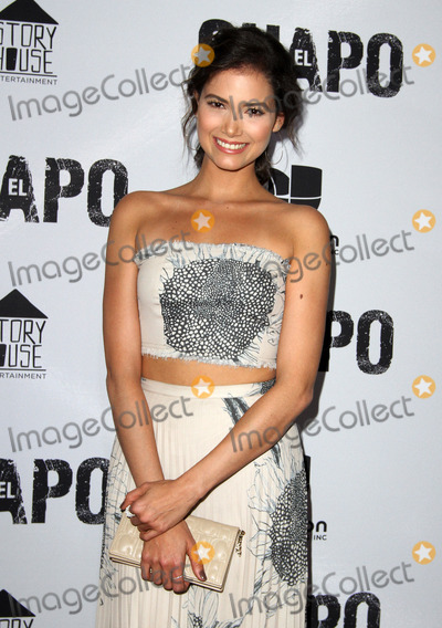 Abril Schreiber, El Chapo Photo - 19 April 2017 - Los Angeles, California - Abril Schreiber. Univisions El Chapo Original Series Premiere Event held at The Landmark Theatre. Photo Credit: AdMedia