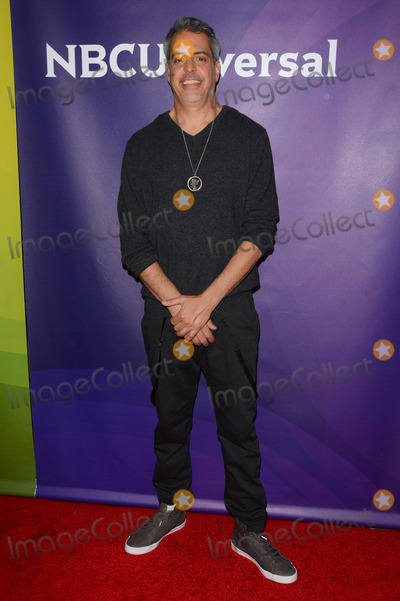Justin Bua Photo - 15 January 2015 - Pasadena, California - Justin Bua.NBCUniversal 2015 TCA Press Tour held at The Langham Huntington Hotel. Photo Credit: Birdie Thompson/AdMedia
