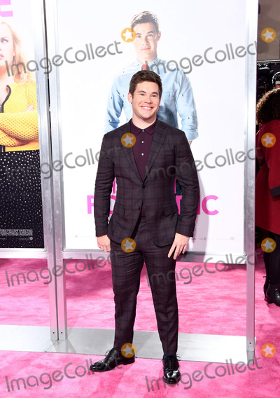 """Adam DeVine Photo - 11 February 2019 - Los Angeles, California - Adam Devine. """"Isn't It Romantic"""" Los Angeles Premiere held at the Theater at Ace Hotel. Photo Credit: Birdie Thompson/AdMedia"""