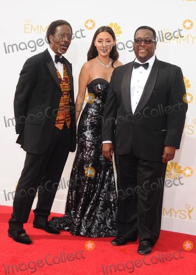 Wendell Pierce, Wendel Pierce Photo - 25 August 2014 - Los Angeles, California - Wendell Pierce. 66th Annual Primetime Emmy Awards - Arrivals held at Nokia Theatre LA Live. Photo Credit: Byron Purvis/AdMedia
