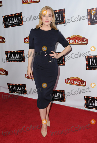 """Amanda Schull Photo - 20 July 2016 - Hollywood, California. Amanda Schull. The opening of """"Cabaret"""" held at the Hollywood Pantages Theater. Photo Credit: Birdie Thompson/AdMedia"""