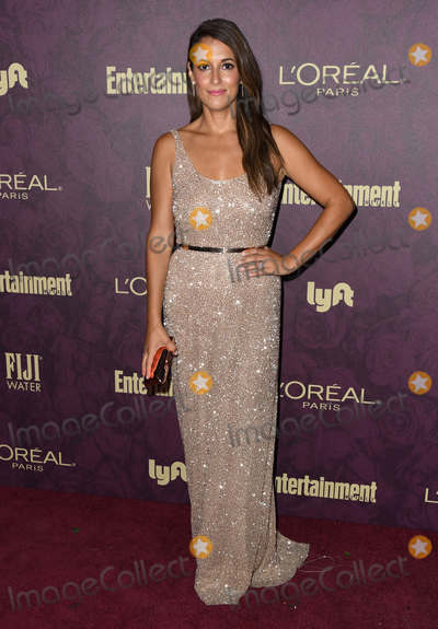 Angelique Cabral, Angelique  Cabral Photo - 15 September 2018 - West Hollywood, California - Angelique Cabral. 2018 Entertainment Weekly Pre-Emmy Party held at the Sunset Tower Hotel. Photo Credit: Birdie Thompson/AdMedia