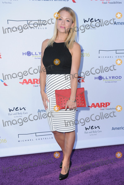 Amanda Clayton, Hollies Photo - 16 July 2016 - Pacific Palisades, California. Amanda Clayton. Arrivals for HollyRod Foundation's 18th Annual DesignCare Gala held at Private Residence in Pacific Palisades. Photo Credit: Birdie Thompson/AdMedia