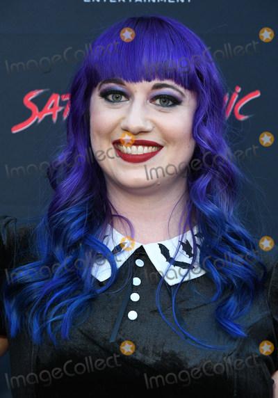 "Chelsea Stardust Photo - 23 August 2019 - Hollywood, California - Chelsea Stardust. ""Satanic Panic"" Los Angeles Premiere held at The Egyptian Theatre. Photo Credit: Birdie Thompson/AdMedia"