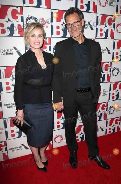 Photo - 23 September 2017 - Beverly Hills, California - Maureen McCormick, Michael Cummings. Los Angeles LGBT Center's 48th Anniversary Gala Vanguard Awards held at The Beverly Hilton Hotel. Photo Credit: F. Sadou/AdMedia