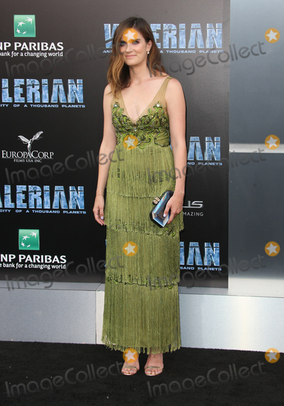 """Anna Wood, TCL Chinese Theatre, Anna Maria Perez de Taglé Photo - 17 July 2017 - Hollywood, California - Anna Wood. """"Valerian and the City of a Thousand Planets"""" World Premiere held at TCL Chinese Theatre. Photo Credit: AdMedia. Photo Credit: F. SadouAdMedia"""