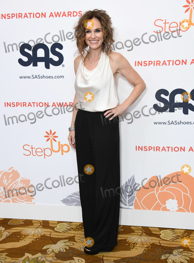 Amy Brenneman Photo - 31 May 2019 - Beverly Hills, California - Amy Brenneman. 2019 Step Up Inspiration Awards held at Beverly Wilshire. Photo Credit: Birdie Thompson/AdMedia
