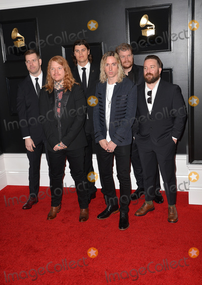 Photo - 10 February 2019 - Los Angeles, California - Underoath. 61st Annual GRAMMY Awards held at Staples Center. Photo Credit: AdMedia