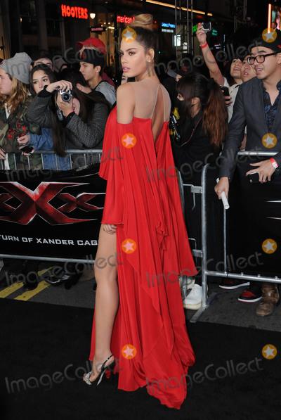 "Ariadna Gutirrez, XX, TCL Chinese Theatre Photo - 19 January 2017 - Hollywood, California - Ariadna Gutirrez. Los Angeles premiere of  ""xXx: Return Of Xander Cage"" held at the TCL Chinese Theatre. Photo Credit: Birdie Thompson/AdMedia"