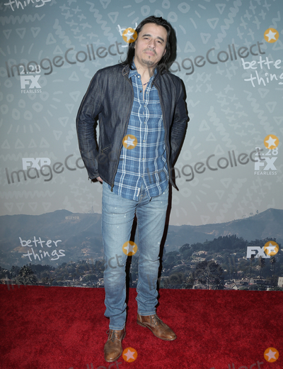 Antonio Jaramillo, Edythe Broad Photo - 26 February 2019 - Santa Monica, California - Antonio Jaramillo Premiere Of FX's 'Better Things' Season 3 held at The Eli and Edythe Broad Stage. Photo Credit: PMA/AdMedia.