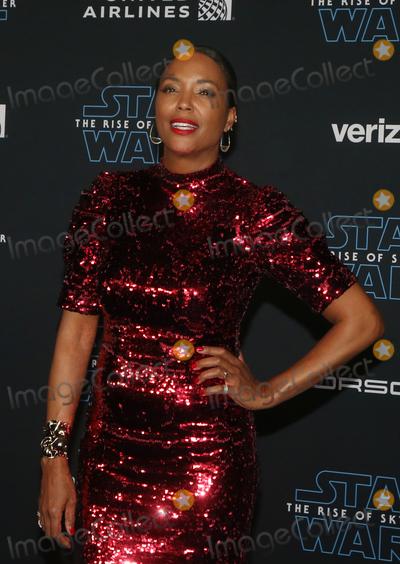 "Aisha Tyler Photo - 16 December 2019 - Hollywood, California - Aisha Tyler. Premiere Of Disney's ""Star Wars: The Rise Of Skywalker""  held at El Capitan theatre. Photo Credit: FS/AdMedia"
