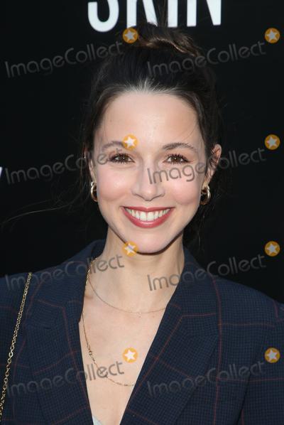 Alona Tal Photo - 11 July 2019 - Hollywood, California - Alona Tal. The Los Angeles Special Screening of Skin held at ArcLight Hollywood. Photo Credit: Faye Sadou/AdMedia