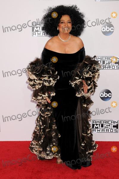 Diana Ross Photo - 23 November 2014 - Los Angeles, California - Diana Ross. American Music Awards 2014 - Arrivals held at Nokia Theatre LA Live. Photo Credit: Byron Purvis/AdMedia
