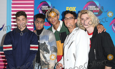 Photo - 13 August 2017 - Los Angeles, California - Partywatch. 2017 Teen Choice Awards held at The Galen Center. Photo Credit: F. Sadou/AdMedia