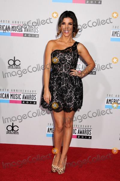 Adrianna Costa Photo - 18 November 2012 - Los Angeles, California - Adrianna Costa. 40th Anniversary American Music Awards - Arrivals held at Nokia Theatre L.A. Live. Photo Credit: Byron Purvis/AdMedia