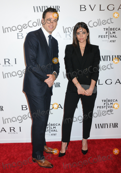 Julia Restoin, Julia Restoin Roitfeld, Julia Restoin-Roitfeld, Daniel Paltridge Photo - 23 April 2019 - New York, New York - Daniel Paltridge and Julia Restoin Roitfeld at BVLGARIs World Premiere of Celestial and The Fourth Wave, with Vanity Fair for the 18th Annual Tribeca Film Festival at Spring Studios. Photo Credit: LJ Fotos/AdMedia
