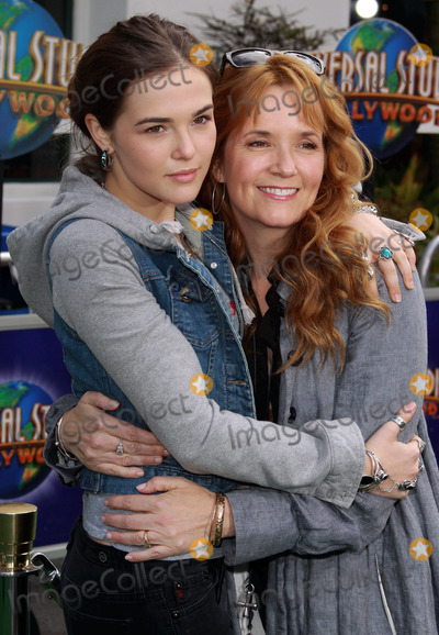 "Lea Thompson, Zoey Deutch Photo - 27 March 2011 - Universal City, California - Zoey Deutch, Lea Thompson. ""Hop"" Los Angeles Premiere held at Universal CityWalk. Photo: Charles Harris/AdMedia"