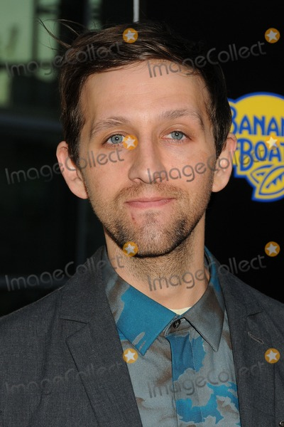 """Andrew Dost, Train Photo - 27 April 2015 - Hollywood, California - Andrew Dost. """"D Train"""" Los Angeles Premiere held at Arclight Cinemas. Photo Credit: Byron Purvis/AdMedia"""