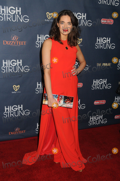 "Anabel Kutay Photo - 29 March 2016 - Hollywood, California - Anabel Kutay. ""High Strung"" Los Angeles Premiere held at the TCL Chinese 6 Theatre. Photo Credit: Byron Purvis/AdMedia"