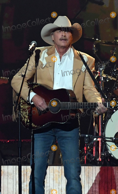 Alan Jackson, CMA Award Photo - 08 November 2017 - Nashville, Tennessee - Alan Jackson. 51st Annual CMA Awards, Country Music's Biggest Night, held at Bridgestone Arena. Photo Credit: Laura Farr/AdMedia