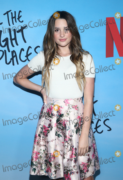 """Annie LeBlanc Photo - 24  February 2020 - Hollywood, California - Annie LeBlanc. Special Screening Of Netflix's """"All The Bright Places"""" The Invisible Man"""" held at The ArcLight Cinemas. Photo Credit: FS/AdMedia"""