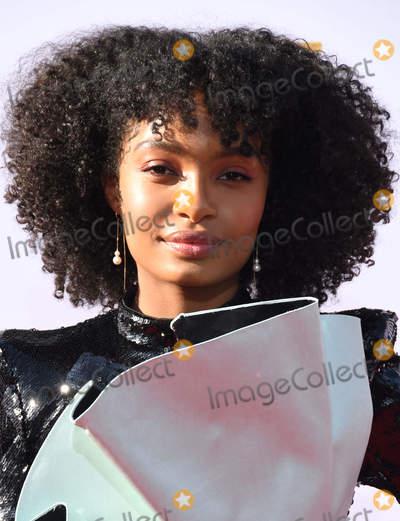 Yara Shahidi Photo - 30 March 2019 - Hollywood, California - Yara Shahidi. 2019 NAACP Image Awards held at Dolby Theater. Photo Credit: Birdie Thompson/AdMedia