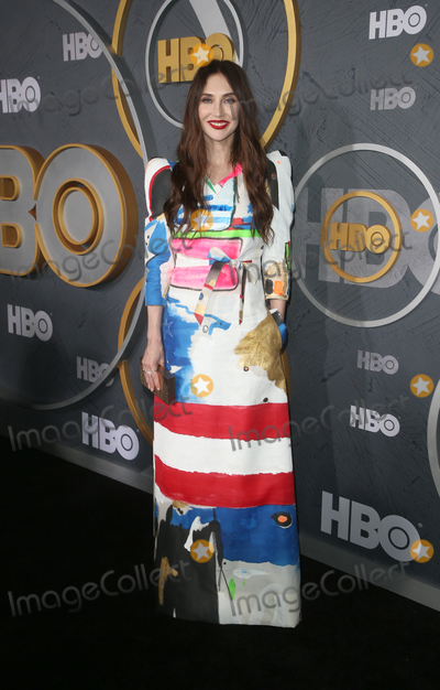 Carice van Houten Photo - 22 September 2019 - West Hollywood, California - Carice van Houten. the 2019 HBO Post Emmy Award Reception held at Pacific Design Center. Photo Credit: FSadou/AdMedia