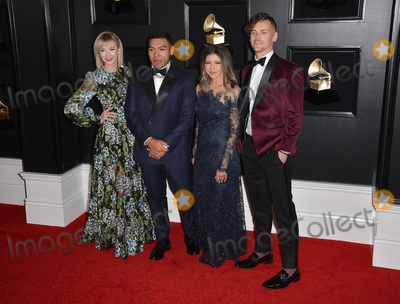 Orquesta Akokan Photo - 10 February 2019 - Los Angeles, California - Orquesta Akokan. 61st Annual GRAMMY Awards held at Staples Center. Photo Credit: AdMedia