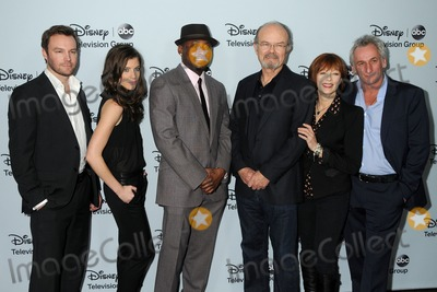 Frances Fisher, Kurtwood Smith, Matt Craven, Omar Epps, Devin Kelley, Mark Hildreth Photo - 17 January 2014 - Pasadena, California - Mark Hildreth, Devin Kelley, Omar Epps, Kurtwood Smith, Frances Fisher, Matt Craven. ABC/Disney Winter 2014 TCA Press Tour Party held at the Langham Huntington Hotel. Photo Credit: Byron Purvis/AdMedia