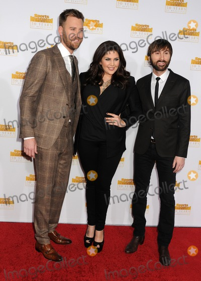 Charles Kelley, Dave Haywood, Hillary Scott, Lady Antebellum Photo - 14 January 2014 - Hollywood, California - Charles Kelley, Hillary Scott, Dave Haywood, Lady Antebellum. 50th Anniversary of the Sports Illustrated Swimsuit Issue held at The Dolby Theatre. Photo Credit: Byron Purvis/AdMedia