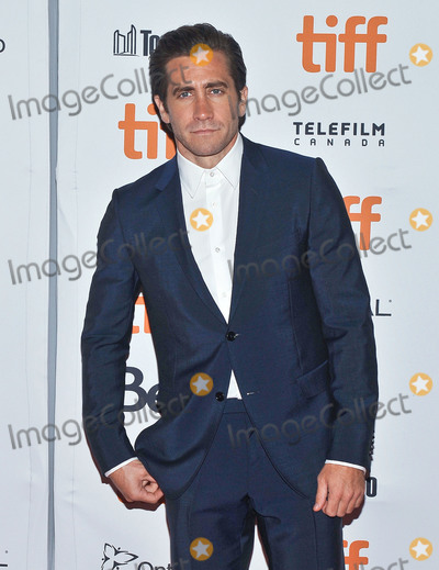 "Jake Gyllenhaal, Princess of Wales, Wale Photo - 08 September 2018 - Toronto, Ontario, Canada - Jake Gyllenhaal. ""The Sisters Brothers"" Premiere - 2018 Toronto International Film Festival held at the Princess of Wales Theatre. Photo Credit: Brent Perniac/AdMedia"