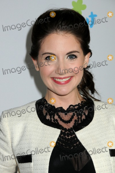 Alison Brie Photo - 1 August 2011 - Los Angeles, California - Alison Brie. NBC Universal TCA 2011 Press Tour All-Star Party held at the SLS Hotel. Photo Credit: Byron Purvis/AdMedia