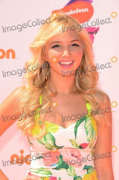 Audrey Whitby Photo - 17 July 2014 - Los Angeles, California - Audrey Whitby. Arrivals for the Nickelodeon Kids' Choice Sports Awards 2014 held at UCLA's Pauley Pavilion in Los Angeles, Ca. Photo Credit: Birdie Thompson/AdMedia