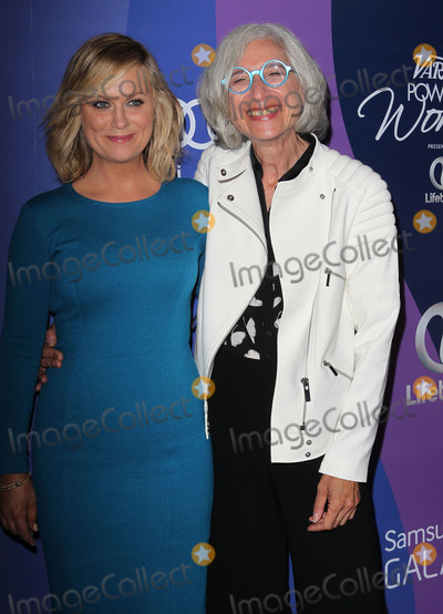 Amy Poehler, Four Seasons, Jane Aronson Photo - 04 October 2013 - Beverly Hills, California - Amy Poehler and Jane Aronson. Variety's 5th Annual Power Of Women Event held at the Beverly Wilshire Four Seasons Hotel. Photo Credit: Kevan Brooks/AdMedia