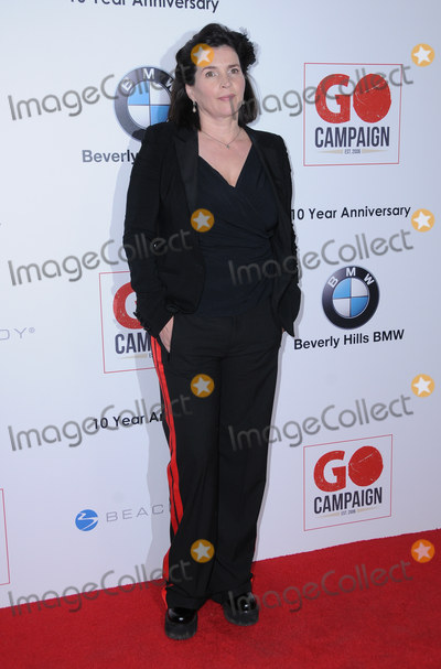 Julia Ormond Photo - 05 November 2016 - Los Angeles, California. Julia Ormond. GO Campaign's 10th Anniversary Gala held at Manuela at Hauser Wirth & Schimmel. Photo Credit: Birdie Thompson/AdMedia