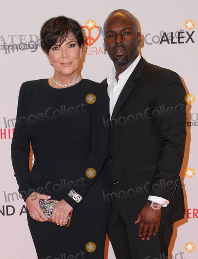 Kris Jenner, Corey Gamble Photo - 05 May 2017 - Beverly Hills, California - Kris Jenner, Corey Gamble. 24th Annual Race to Erase MS Gala held at Beverly Hilton Hotel in Beverly Hills. Photo Credit: Birdie Thompson/AdMedia