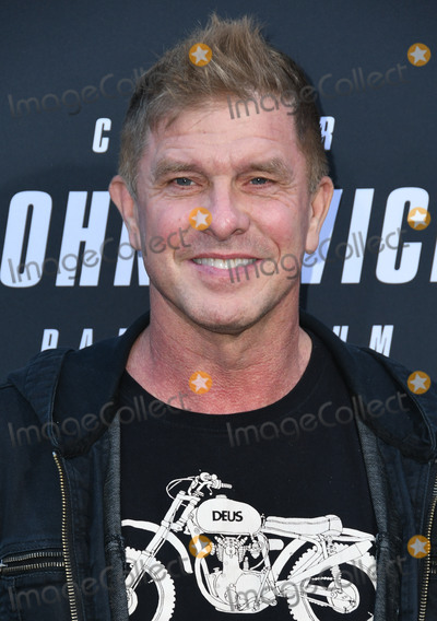 "Kenny Johnson, TCL Chinese Theatre, John Wicks Photo - 15 May 2019 - Hollywood, California - Kenny Johnson. ""John Wick: Chapter 3 - Parabellum"" Special Screening Los Angeles held at the TCL Chinese Theatre. Photo Credit: Birdie Thompson/AdMedia"