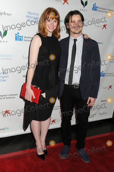 Bryce Dallas, Bryce Dallas Howard, Jason Ritter, Mack Sennett Photo - 22 February 2014 - Los Angeles, California - Bryce Dallas Howard, Jason Ritter. Huntington's Disease Society of America 2014 Freeze HD Benefit held at Mack Sennett Studios. Photo Credit: Byron Purvis/AdMedia