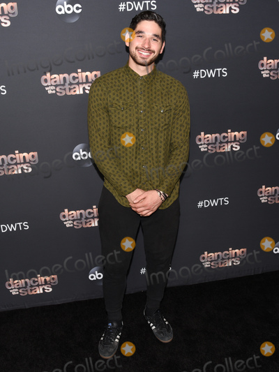 """Alan Bersten Photo - 04 November 2019 - Los Angeles, California - Alan Bersten. """"Dancing With The Stars"""" Season 28 Top Six Finalists event held at Dominque Ansel at The Grove. Photo Credit: Billy Bennight/AdMedia"""